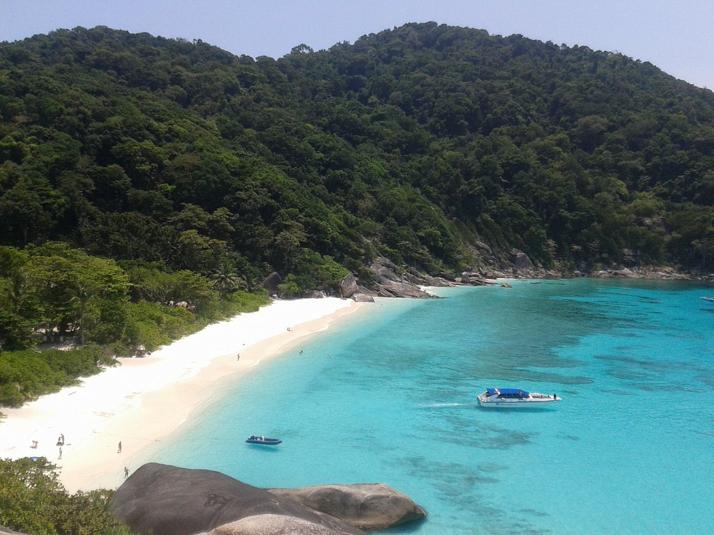 Ao Kuerk Bay (Ko Similan)